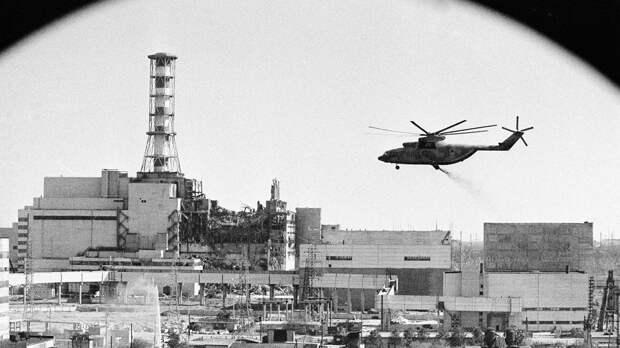 Ученые опасаются возникновения аварийной ситуации на Чернобыльской АЭС