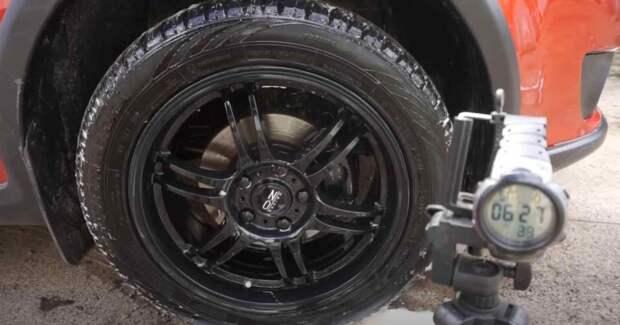 Простой способ как за 15 минут помыть колеса на автомобиле (без использования пеногенератора)