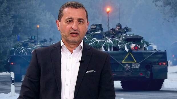 Сосновский открыто назвал причины насильственной выходки солдат бундесвера в Прибалтике
