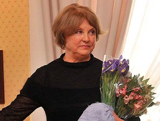 Вдова Евгения Леонова умерла на 86-м году жизни