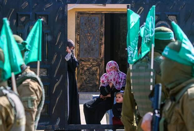 """Палестина объявила """"предвойну"""" Израилю и США"""