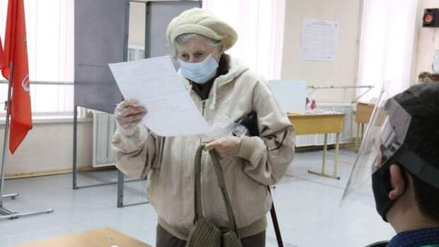 Центризбирком проверил 70% бюллетеней на выборах в Государственную думу