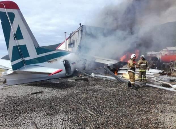 Пострадавшие при авиакатастрофе Ан-24 в Бурятии пошли на поправку