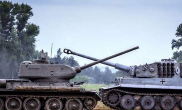 Ведро на дуле танка: смекалка танкистов