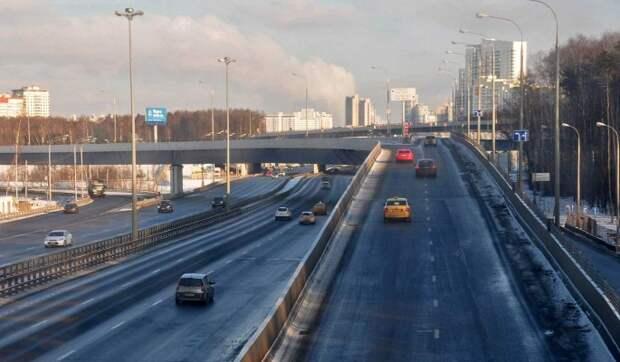 Собянин подвел первые итоги ограничения движения большегрузов по МКАД