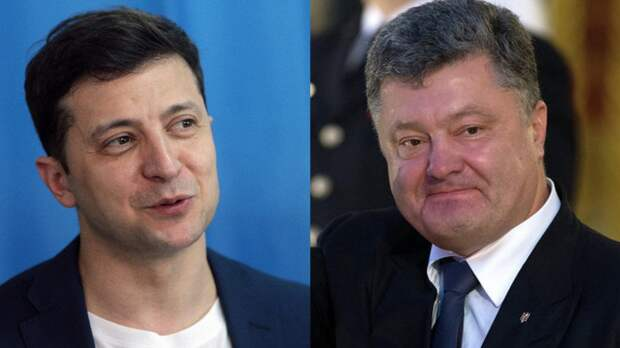 Партия Порошенко призвала Зеленского выселиться из государственной резиденции