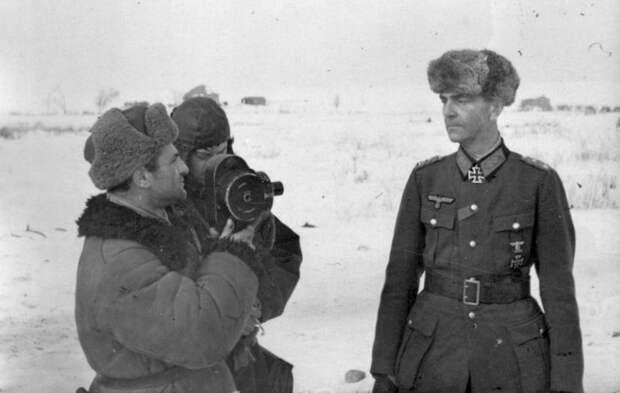 Пленение фельдмаршала Паулюса: что оскорбило немецкого военачальника