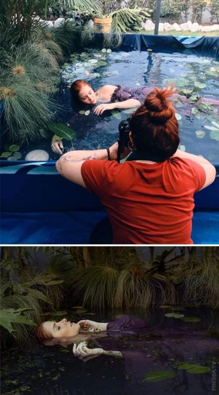 Как создаются красивые фотографии