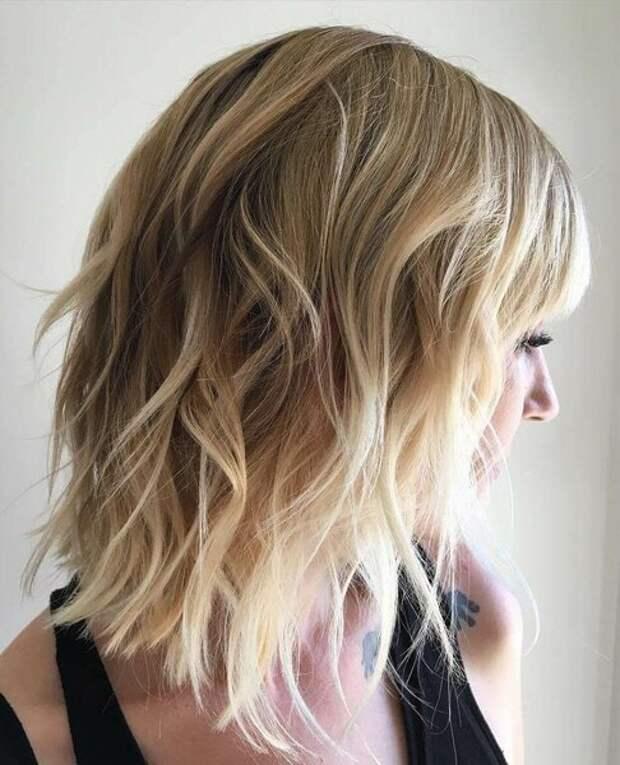 11 самых популярных стрижек для тонких волос, придающих невероятный объем!