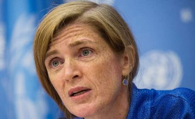 Агентство США помеждународному развитию возглавит Саманта Пауэр