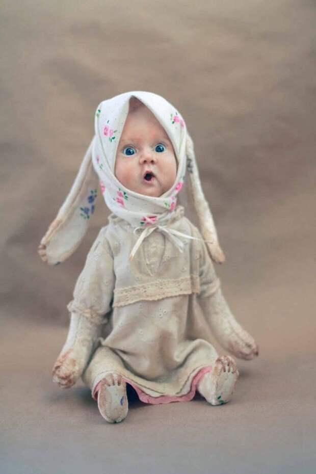 Чудесные куклы с добрыми глазами: для вдохновения 8