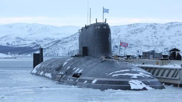 Дандыкин назвал новую подлодку «Красноярск» причиной оптимизма ВМФ РФ