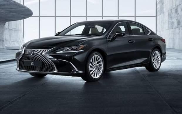 Новый Lexus ES: без полного привода и турбомоторов