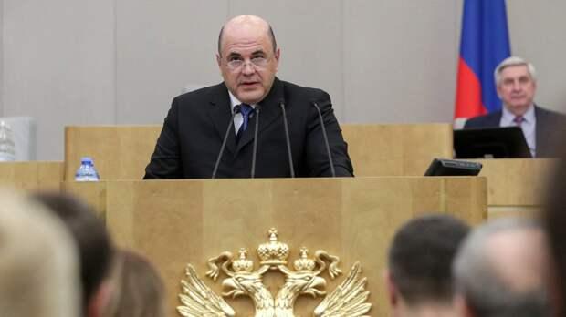 Мишустин отметил улучшение эпидемиологической обстановки в России