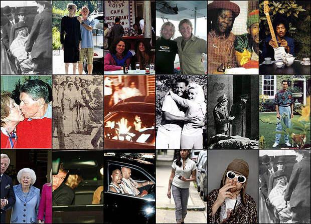 25 последних фотографий знаменитостей, сделанных незадолго доихсмерти