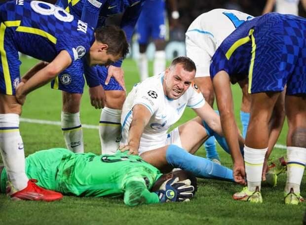 Лукаку свой момент реализовал, Дзюба – не забил. «Зенит» стартовал в группе Лиги чемпионов с поражения на «Стэмфорд Бридж»