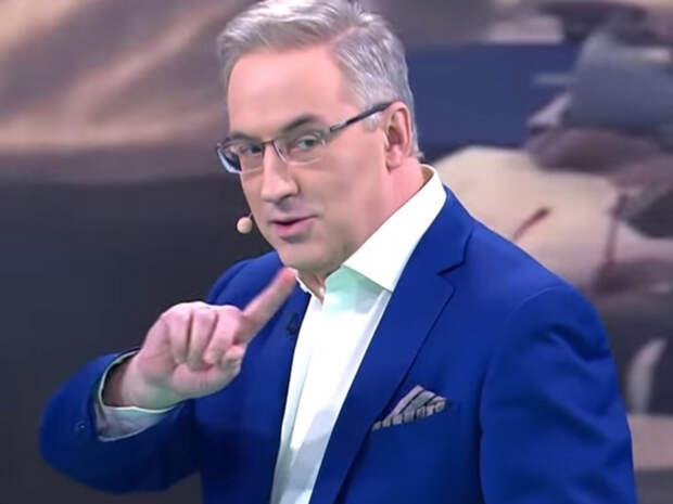 Норкин привел в восторг гостей в студии НТВ анекдотом про еврея в подвале
