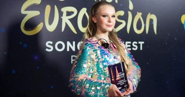 Стало известно, кто представит Россию на «Детском Евровидении»