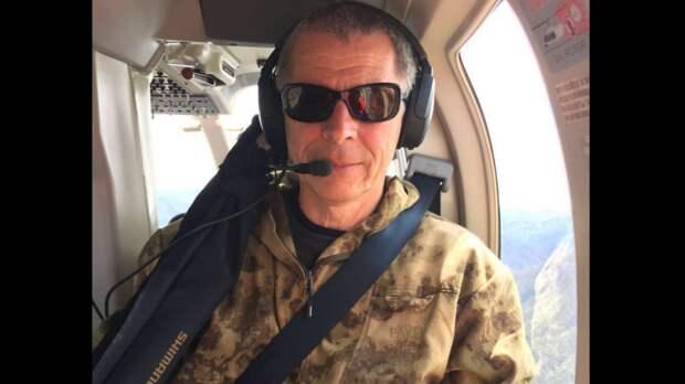 Чемпион мира по вертолетному спорту стал жертвой авиакатастрофы под Архангельском