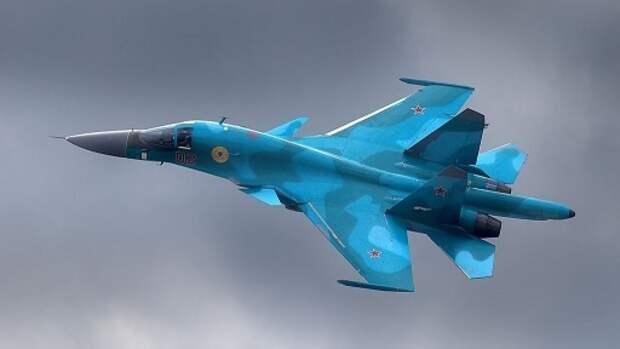 """""""Сухой"""" на льду: Россия разместит в Арктике истребители Су-34"""