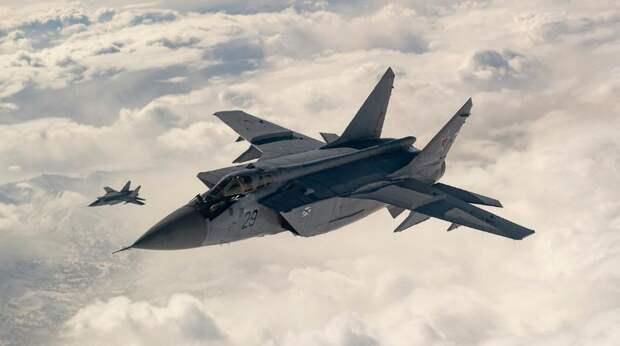 Минобороны РФ показало, как «МиГи» уничтожают нарушителей в ближнем космосе