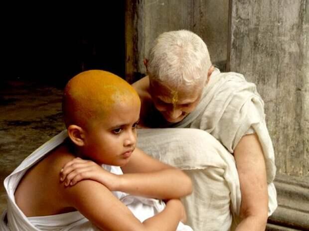 В Индии стать вдовой может даже девочка.
