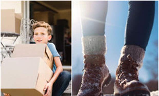 Убираем зимнюю обувь на хранение: полезные лайфхаки от эксперта