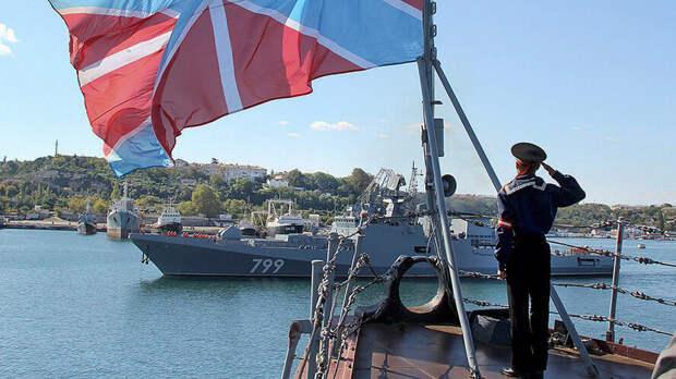 США резко высказались о ВМФ России в Средиземном море