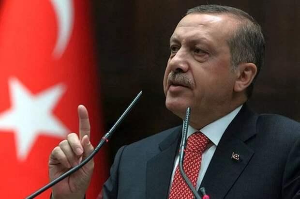 Эрдоган не признал Крым российским