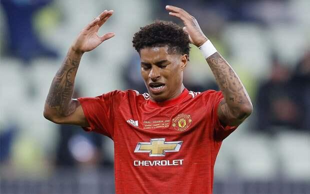 Рэшфорд сообщил, что получил не менее 70 расистских оскорблений после финала Лиги Европы