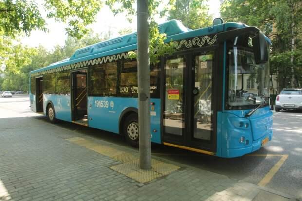 Расписание автобуса от «Планерной» до Перепечинского кладбища изменится с 1 апреля