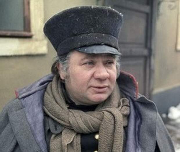 Небольшой рассказ о большом величии Евгения Леонова