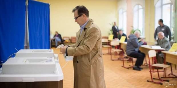 Кандидаты из «списка Собянина» одержали победу на выборах во всех округах Москвы. Фото: Е. Самарин mos.ru