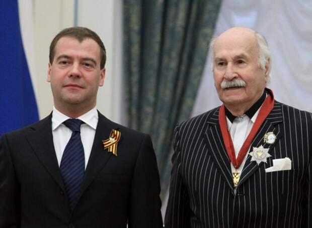 Памяти Владимира Зельдина