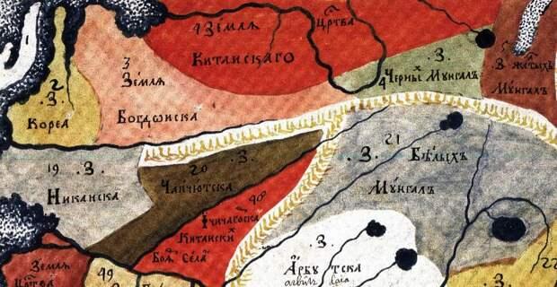 "Откуда взялась на карте Ремезова ""Великая Тартария""."