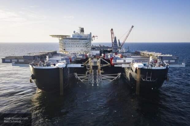 The Guardian: «Северный поток – 2» превращает Германию в колонию США
