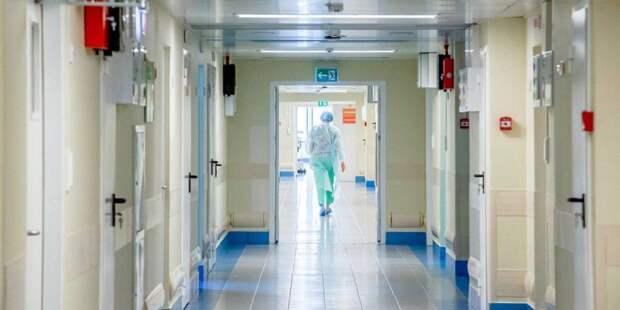 В Москве отмечено самое низкое число новых случаев COVID-19 за два месяца. Фото: mos.ru