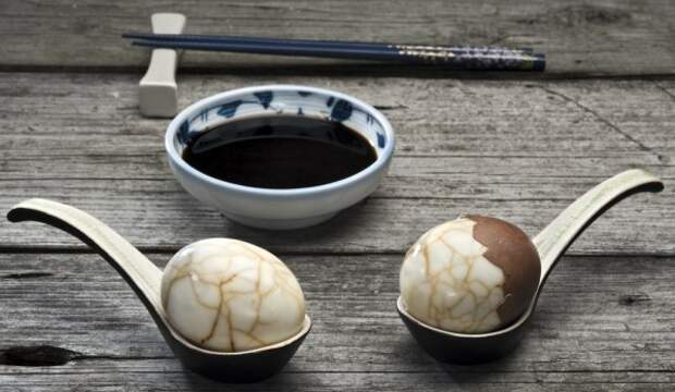 Яйца по-китайски: три рецепта