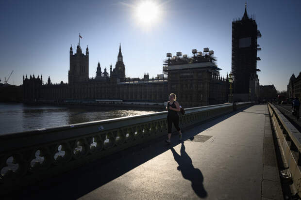 Великобритания осваивает санкции