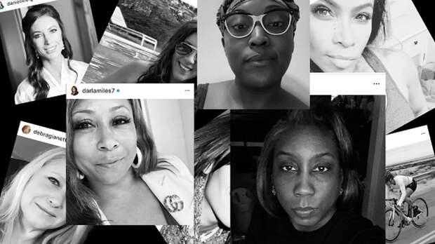 Почему женщины постят в инстаграм черно-белые фотографии?