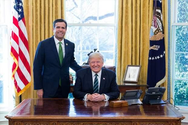 Директор национальной разведки США отменил предвыборные брифинги