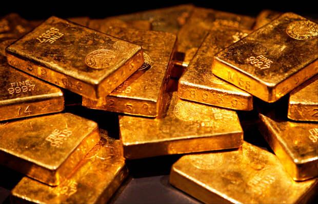 Экономику США может похоронить репатриация золотых активов