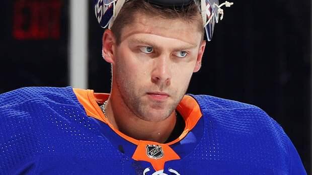 Сухая серия Варламова в «Айлендерс» стала 8-й по продолжительности на старте сезона НХЛ