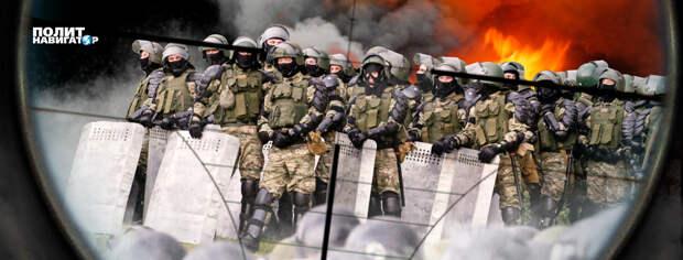 Оппозиция призвала не пускать белорусских омоновцев на альпийские курорты