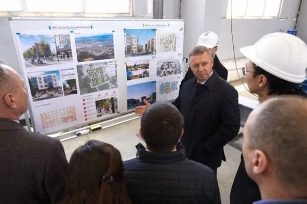 В Южно-Сахалинске запустят новый домостроительный комбинат