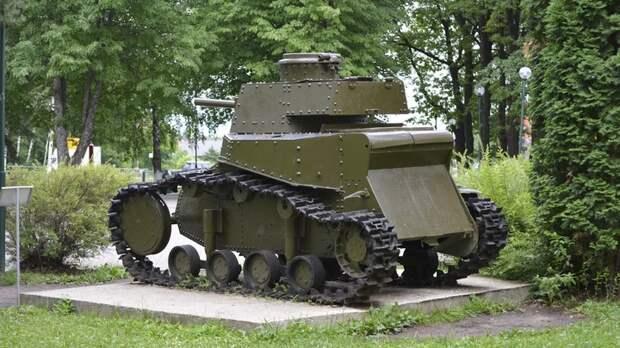 Украина подарила США свой новый танк: Пусть учатся