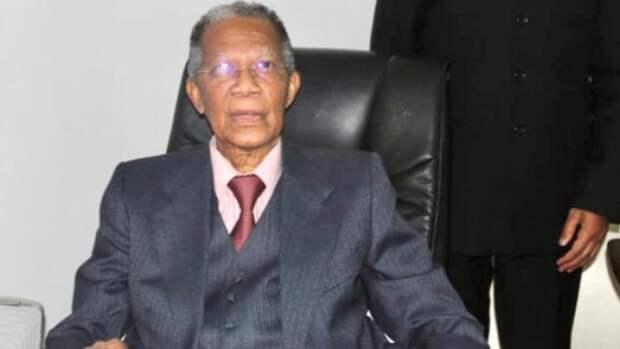 Экс-президент Мадагаскара скончался в возрасте 84 лет