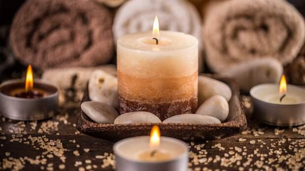 Ароматические свечи для дома: советы и правила