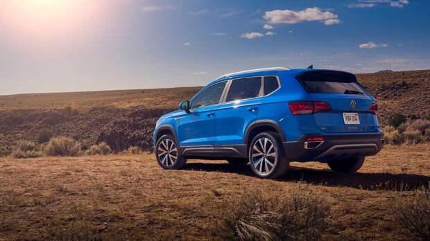 Volkswagen временно прекращает производство автомобилей в США