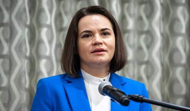Спикер Сената Чехии: считаем Тихановскую президентом Белоруссии